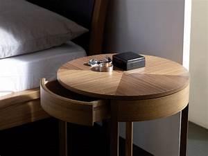 Beistelltisch Mit Schublade : eleganter beistelltisch oscar nachttisch mit praktischer schublade ~ Bigdaddyawards.com Haus und Dekorationen