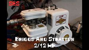 Briggs And Stratton 2 1  2hp - 2 5hp Motor