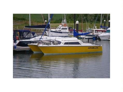 Catamaran Quest 31 by Prout 31 Quest In Suffolk Catamarans Sailboat Used 09710