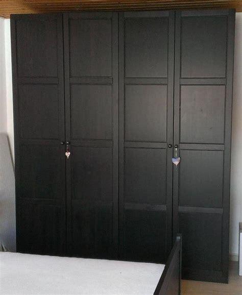 Ikea Kleiderschrank Dunkelbraun hemnes kleiderschrank neu und gebraucht kaufen bei dhd24