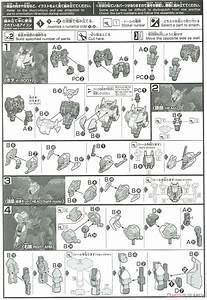 Hobby Search U2019s Full Instructions Manual Scans  Hg Ibo 1
