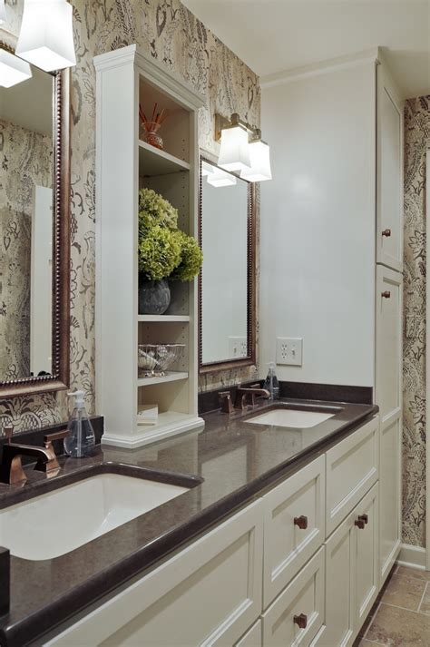 Shallow Bathroom Cabinet by Shallow Bathroom Cabinet Bathroom Transitional With