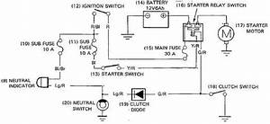 Motorcycle Diagrams  U2013 Page 5  U2013 Circuit Wiring Diagrams