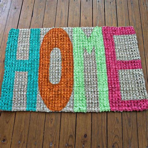 Make A Doormat by Make A Painted Doormat Make