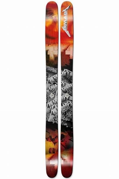 Armada Powder Metallica Skis Jj Basinski Ski