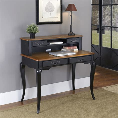 walmart student desk with hutch home styles countryside oak student desk and hutch