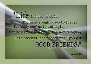 Inspirational Quotes About Friendship Pictures to Pin on ...