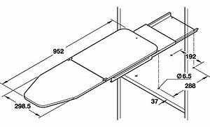 Planche à Repasser Murale : planche a repasser de placard cuisinesr ngementsbains ~ Premium-room.com Idées de Décoration