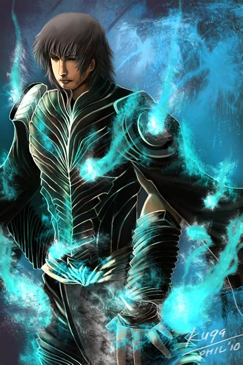 anime action fantasy bagus kuga ice lord by hannaphilip on deviantart