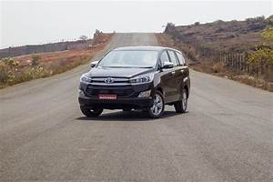 Toyota Innova Crysta Automatic Test Drive Review DriveSpark