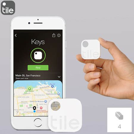 tile bluetooth tracker device four pack reviews