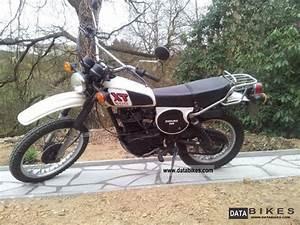 1977 Yamaha Xt 500