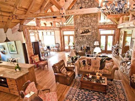 Replica of Jack Hanna's Montana Ranch, Great Room | Jack ...