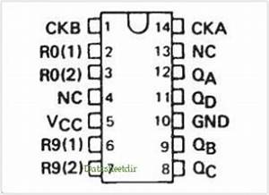 7483 ic chip layout diagram 7483 free engine image for With 7490 decade counter ic ic 7486 pin diagram 7490 decade counter ic 7490