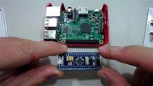 Flashing The Stm32f103 With A Raspberry Pi    Getting