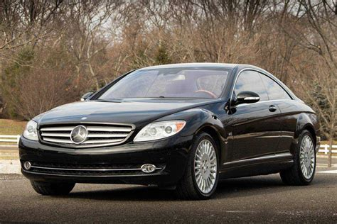 The new cl 600 accelerates from 0 to 100 km/h in just 4.6 seconds (previous model: 2007 Mercedes-Benz CL600 for sale in San Francisco, CA   WDDEJ76X37A006630