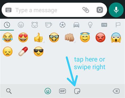 Whatsapp Finally Gets Stickers