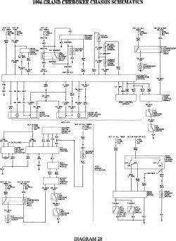 jeep grand cherokee   zj engine wiring diagram