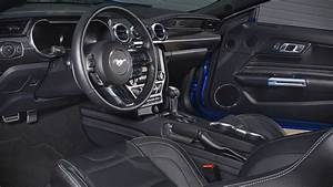 2021 Ford Mustang Mach-1 Interior Images