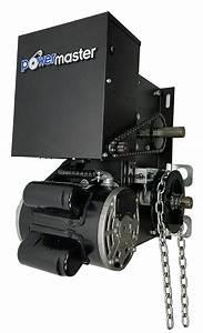 Powermaster Model H Commercial Garage Door Operators