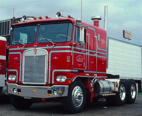 classic kenworth trucks 905 best images about classic cabovers on pinterest semi