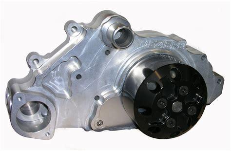 mechanical pump gm lsx high flow std rotation meziere enterprises