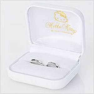 a hello kitty life hello kitty wedding ring set With hello kitty wedding ring set