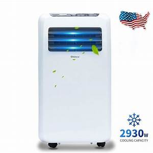 1000 Sq Ft Air Conditioner Portable