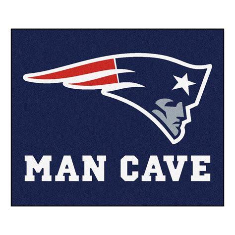 patriots area rug fanmats new patriots blue cave 5 ft x 6 ft