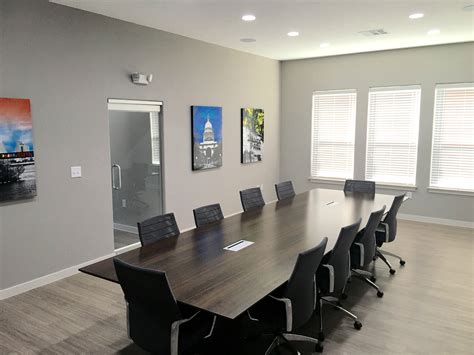 Round Rock Modern Office Space for lease - Austin HOA and