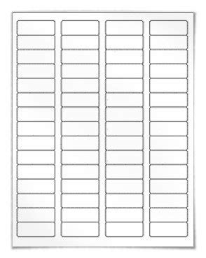 labels cross reference chart  label sizes