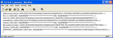 tutorial   cracked  windows password