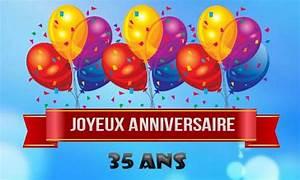 Cadeau Homme 35 Ans : carte anniversaire de 0 100 ans 100 carte anniversaire ~ Nature-et-papiers.com Idées de Décoration