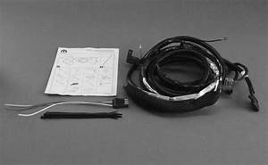 Jeep Patriot Compass New Trailer Tow Wiring Harness Mopar