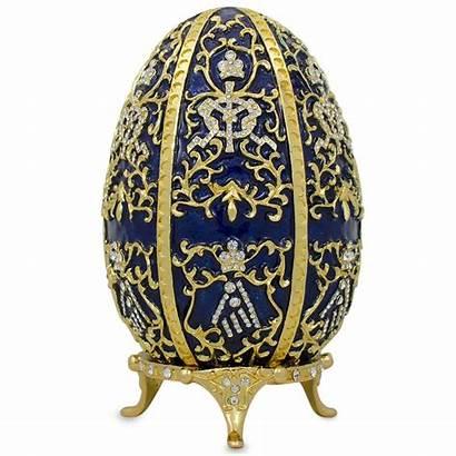 Faberge Eggs Egg Russian Easter Inspired Twelve