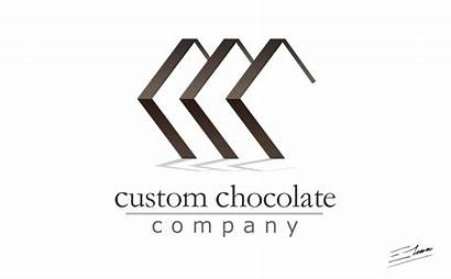 Chocolate Custom Company Bar Professional Logos Ccc