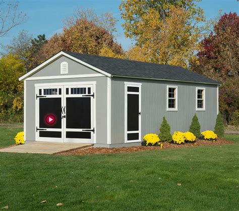 Garage Storage Shed by You Can Save Up To 800 On Sheds At Costco Right Now Dwym