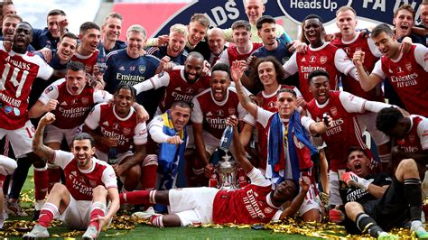 FA Cup final score: Arsenal takes down Chelsea for record ...