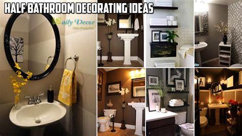 daily decor  bathroom decorating ideas youtube