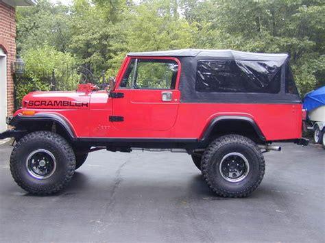 cj8 jeep cblfhs 1982 jeep cj8 scrambler specs photos modification