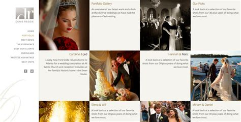 photography portfolio websites  inspiration