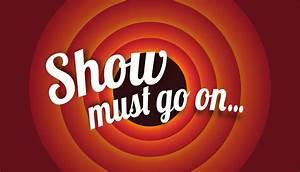 The, Show, Must, Go, On, U2022, Beedance