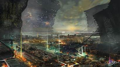 Concept Yakovlev Overhead Artwork Mike Digital Future