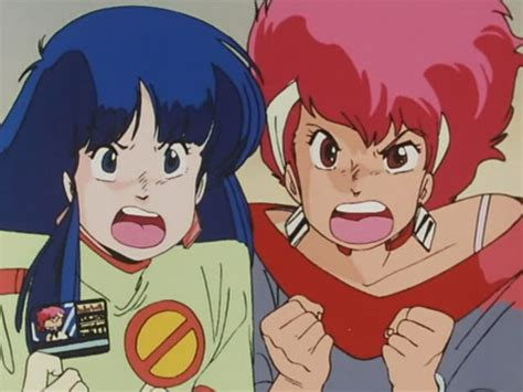 dirty pair  astronerdboys anime manga blog