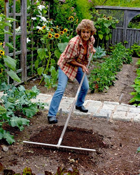 lay   planting bed martha stewart