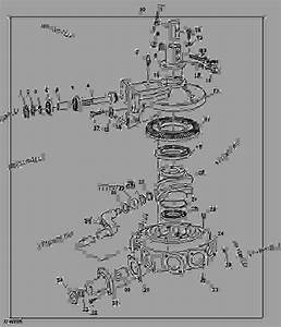 Rotary Gearbox - Rake John Deere Rr2109 - Rake