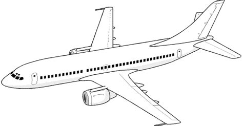 plane coloring pages airplane coloring pages to and print for free