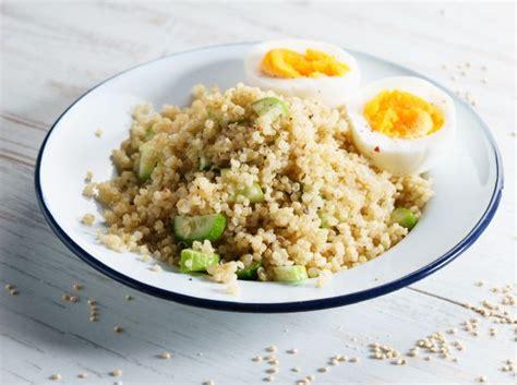 Kvinoja s jajima i tikvicom - ZorroRi - Fitness.com.hr