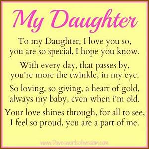 You Are Special Daughter on easter | To My Daughter, I ...