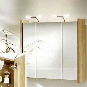 Spiegelschrank Badezimmer Holz : badezimmer spiegelschrank mit beleuchtung sch ne ideen ~ Markanthonyermac.com Haus und Dekorationen
